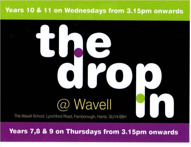 Drop In @ Wavell