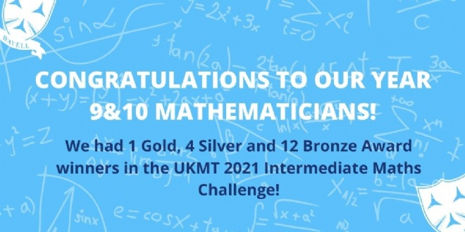 UK Intermediate Maths Challenge 2021
